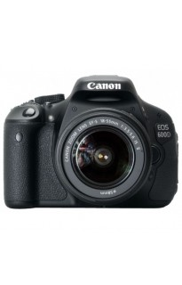 Canon EOS 600D kit 18-55mm III