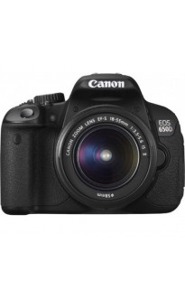 Canon EOS 650D kit 18-55mm III