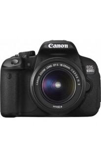 Canon EOS 650D kit 18-55mm III