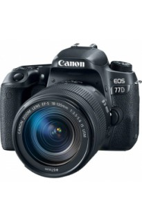 Canon EOS 77D kit 18-135mm IS STM