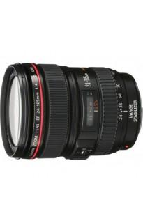 Canon EF 24-105mm f/4L IS USM ( В комплект : Бленда и чехол)