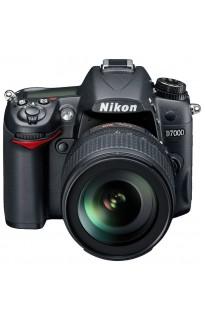 Nikon D7000 kit 18-105mm/ f. 3.5-5.6